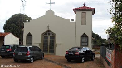 Photo: Rochedo - Igreja de São Sebastião