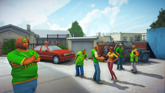 Real Crime Stories: San Andreas Screenshot