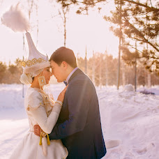 Wedding photographer Kayyrzhan Sagyndykov (Kair). Photo of 25.02.2017