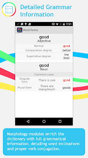 Slovoed Dictionaries Screenshot