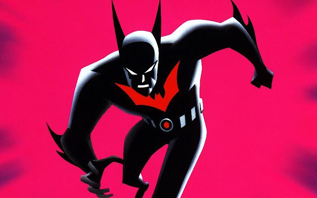 Batman The Animated Series Tab
