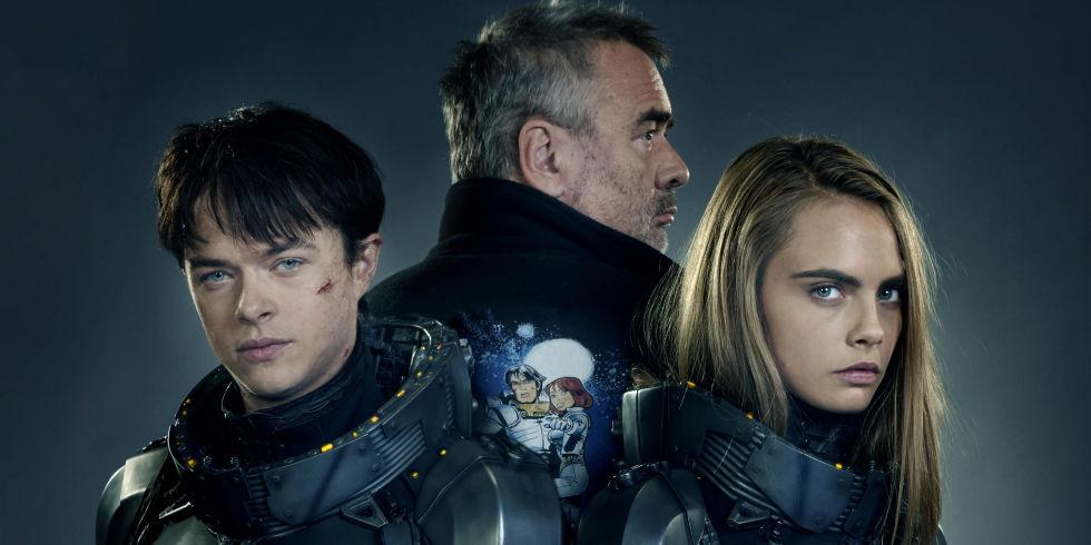Image result for valerian and the city of a thousand planets Gif