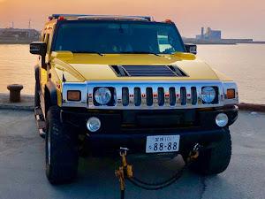 H2  07,HUMMER,LUXPXG三井D車のカスタム事例画像 ヨシクマ🇺🇸🍍さんの2020年02月02日17:47の投稿