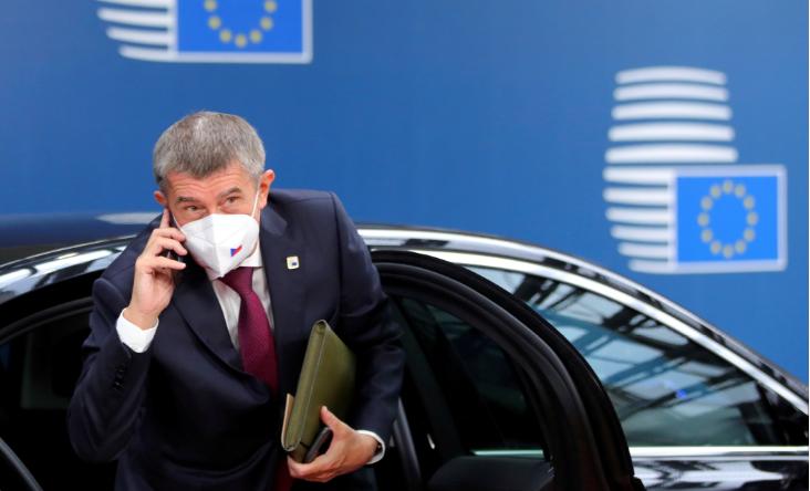 Czech PM backs using Sputnik vaccine without EU regulator's approval