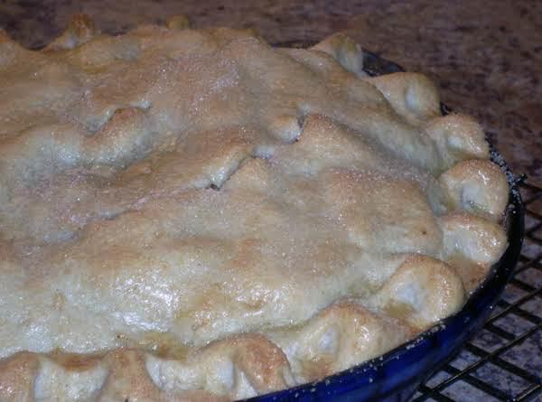 Easy Spelt Pie Crust