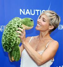 Photo: Elsa Pataky celebrates World Oceans Day at Nautica's Oceana Beach House