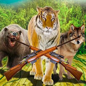 Отстрел диких животных 2019; Дикий охотник стрелок
