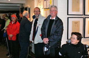 Photo: velkommen til nyt medlem Henning Hansen