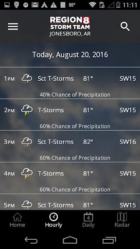 玩免費天氣APP|下載KAIT Region 8 Weather app不用錢|硬是要APP