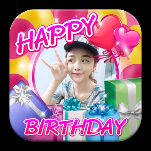 แอพ แต่งรูปอวยพรวันเกิดน่ารักๆ 攝影 App LOGO-APP開箱王