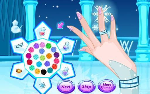 Ice Queen Beauty Salon 1.0.1 screenshots 9