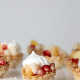 Mini Fillo Shell Dessert Recipes.