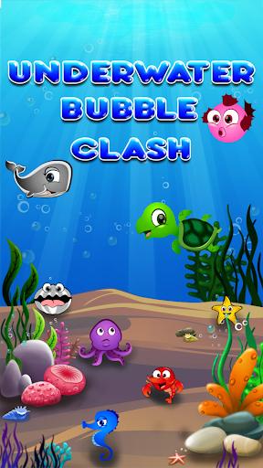 無料街机Appの水中バブルのシューティング ゲーム|HotApp4Game