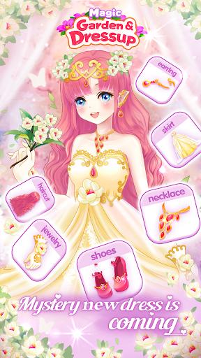 ud83dudc57ud83dudc52Garden & Dressup - Flower Princess Fairytale 2.7.5009 screenshots 9