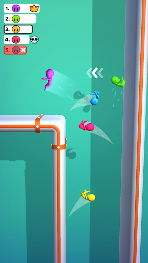 Screenshot for Run Race 3D in United States Play Store
