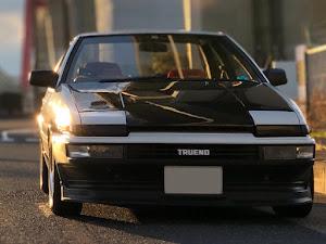 スプリンタートレノ AE86 GT-APEX 昭和62年3月生のカスタム事例画像 拓人さんの2019年02月16日21:29の投稿
