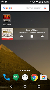 Jazz & Blues Radio- screenshot thumbnail