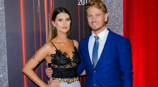 Matthew Wolfenden and wife Charley Webb snubbed Emmerdale romance