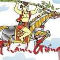 Thanh Giong Saint icon