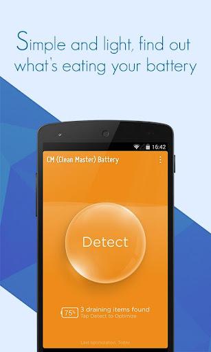 CM Battery screenshot 1