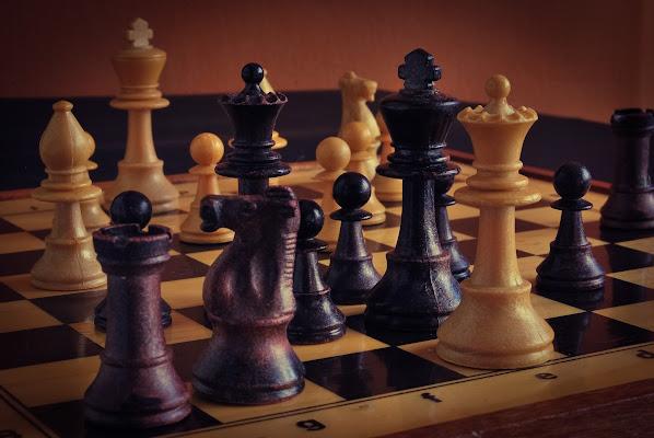 Scacco al Re! di rosy_greggio