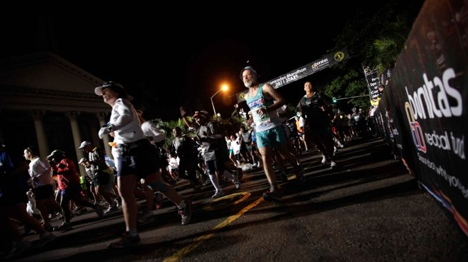 The Comrades Marathon. Picture: THE TIMES