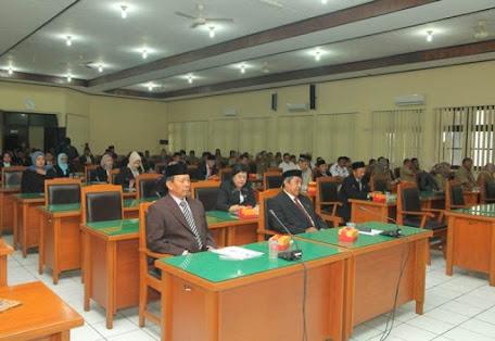 Dewan Himbau Pemkab Ngawi Segera Sosialisasikan Penataan Kelembagaan Organisasi Perangkat Daerah (ODP)