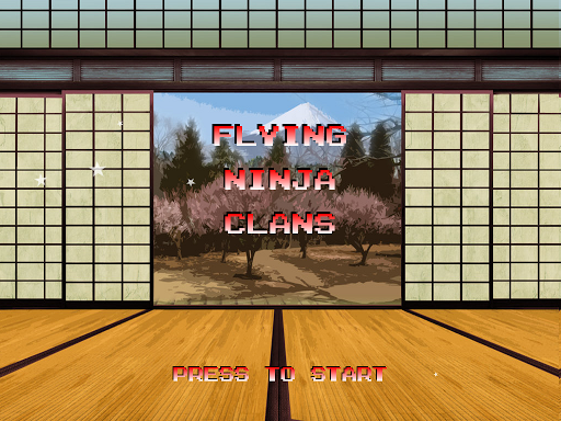 Flying Ninja Clans