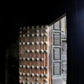 Great entrance by Cristobal Garciaferro Rubio - Buildings & Architecture Other Interior ( church, pwcopendoors, mexico, puebla )