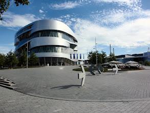 Photo: Mercedes-Benz Museum Stuttgart