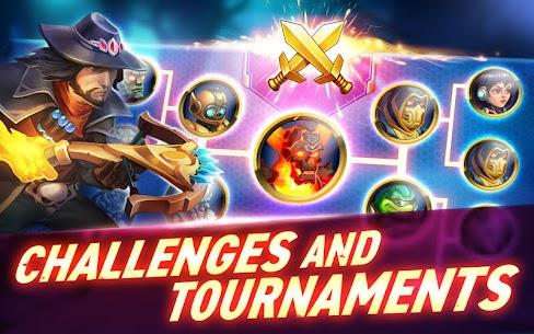 Battle Arena: Heroes Adventure – Online RPG 10