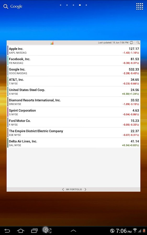 Stocks IQ - Stock Tracker- screenshot