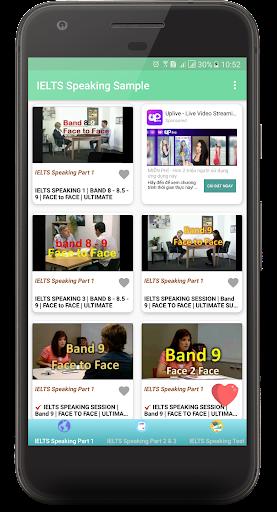 IELTS SPEAKING SAMPLE 2.0.7 screenshots 6
