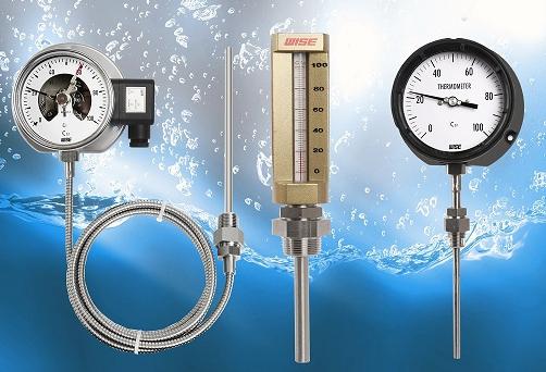 Tìm hiểu cách thức hoạt động của đồng hồ đo nhiệt