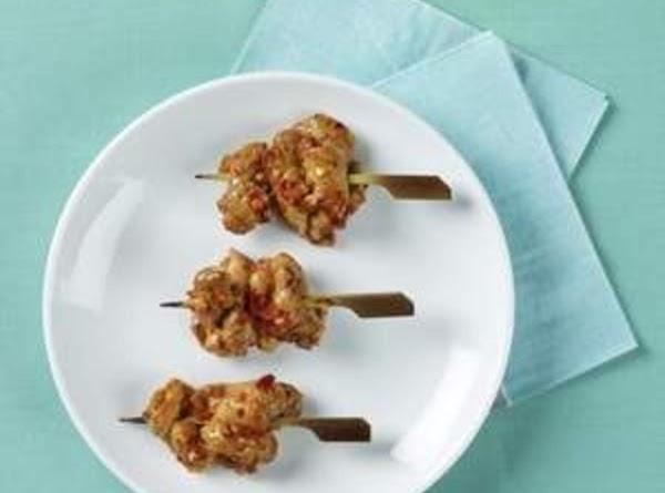 Korean Pork Skewers Recipe