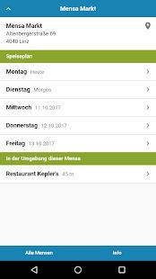 Mensa Linz - náhled
