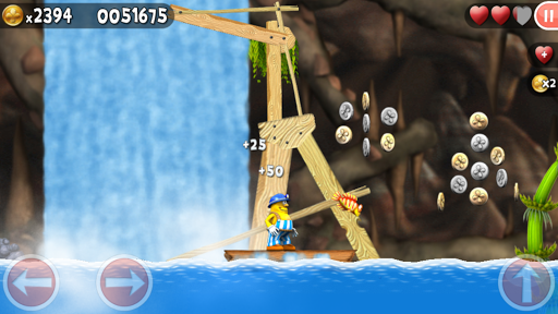 Incredible Jack: Jumping & Running (Offline Games) apkpoly screenshots 5