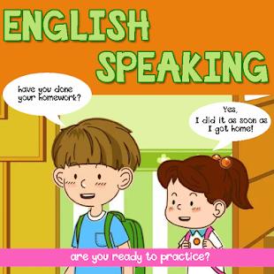 English Speaking screenshot