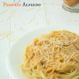 My Favorite Creamy Pumpkin Alfredo