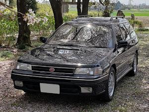 """レガシィツーリングワゴン BF5 GTのカスタム事例画像 うえぽん""""さんの2021年03月31日17:26の投稿"""