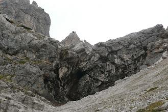Photo: Hunerkogel (2687 m), sem vede lanovka z od hotelu Turlwand