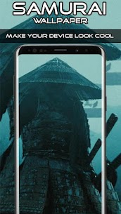 Samurai Wallpaper HD 4K 5.0 MOD + APK + DATA Download 1