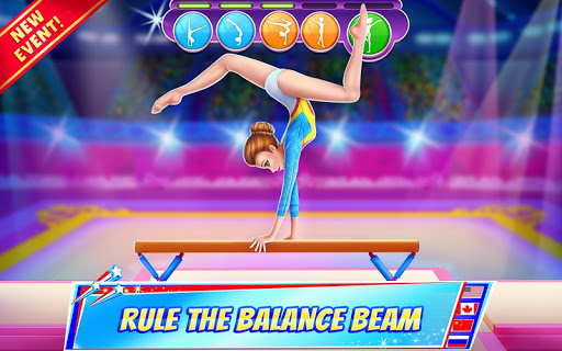 Gymnastics Superstar - Spin your way to gold! 1.2.1 Cheat screenshots 3