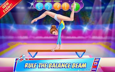 Gymnastics Superstar MOD (Unlocked) 3