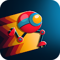 Rolly Bot: Rolly legs 3D - Speed Race Robot Game icon