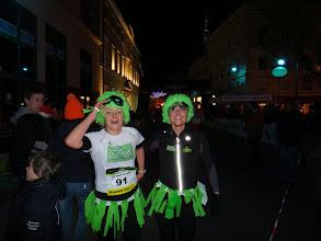 Photo: Les wnneuses en vert
