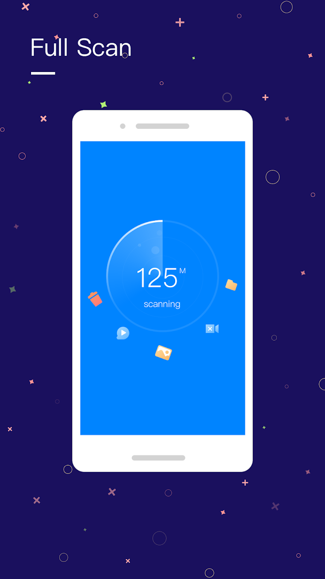 Cleaner for Messenger Android 1