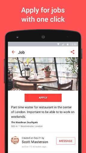 JOB TODAY u2013 jobs in 24hrs  screenshots 3