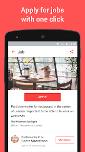 JOB TODAY – jobs in 24hrs- screenshot thumbnail