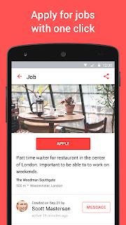 JOB TODAY – jobs in 24hrs screenshot 02